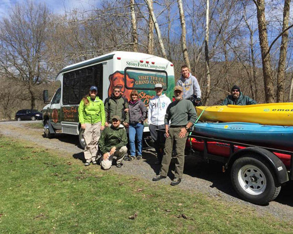 stony fork camp kayaks